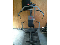 Marcy Powerbooster Personal Trainer Multi Gym