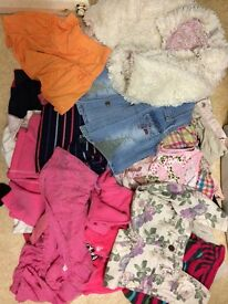 Girls clothing 4-5 years bundle