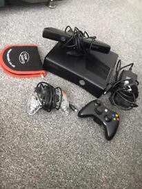 Xbox 360, Kinect, 2x controllers & 13x games