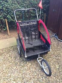 Bike buggy