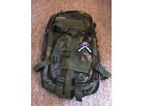 Camouflage rucksack - brand new