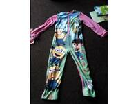 Despicable Me Onesie 8-9 years