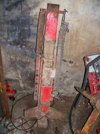 pottinger mex 6 trailor hitch .cheap to clear