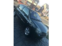 2004 Renault Clio. 12 months MOT, 67000 miles, 1.1 engine. All previous lady owners. Petrol car.