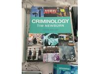 Tim Newburn Criminology 3rd edition