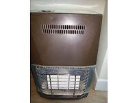 Alvima double e portable gas heater (calor gas heater)