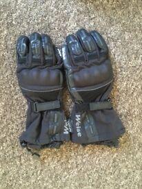 Weise hipora gloves size large