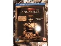 Annabelle - Creation Blue-ray