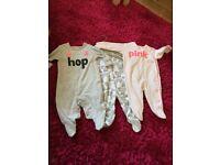 Girls Next baby gros 0-3 months