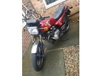 1985 Kawasaki ZR550 *Rare* Motorbike