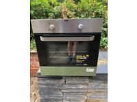 Zannusi electric oven and gas hob