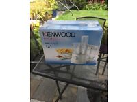 kenwood multipro compact 500w FP215 - Brand New