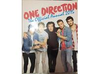 One Direction Official Annual 2015