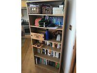 2 Ikea Billy Bookshelves