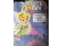 Tinkerbell curtains