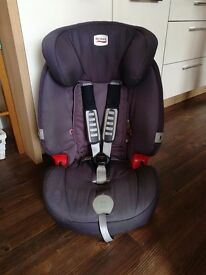 Britax car seat Evolva 123