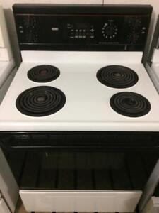 Roper Easy Clean Stove, Free Warranty, Cheap Delivery