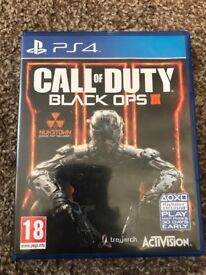 Second hand Ps4 games for sale