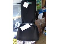 new portable chair support/ disability back condition