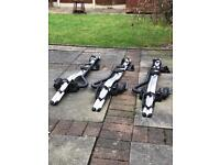 Thule 591 Proride bike rack cycle carriers