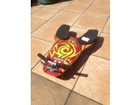 Spinner Shark Kneeboard