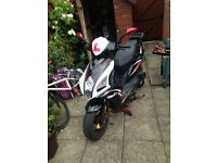 Motoroma 50cc very clean