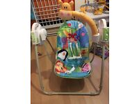 Fisher price Bouncer with melody