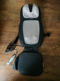 Homedics Heated Shiatsu Massage Chair