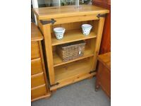 MODERN SOLID PINE BOOKCASE / SHELVING. IDEAL IN ANY ROOM