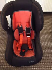 Car seat Group 0+/1 (0-18kg) - Side Protections .sale smoke n pet free