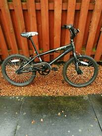 Boys Avigo BMX bicycle bike
