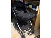 Double buggy/ push chair/ pram