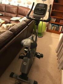 Nordic Trak upright cycle