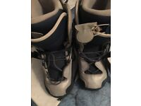 Salomon SP series ladies snowboard boots size 6.5 only used for 1 season so excellent condition