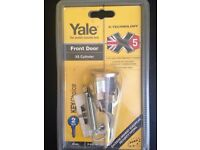 Yale Replacement X-TECH Cylinder Front Door Lock