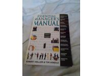 Essential managers guide