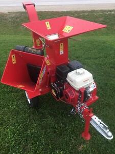 "**NEW** Wallenstein 3"" Chipper/Shredder"
