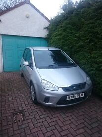 Recently MOT Ford C-Max 1.8 Petrol