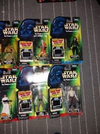 Great selection of Star wars items all in great condition from smoke free house