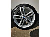 BMW 400M Style Alloy Wheels 18 inch