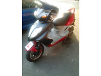 *** 125cc sym shark £300 ono swaps also***