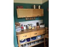 Ikea VARDY freestanding kitchen and range