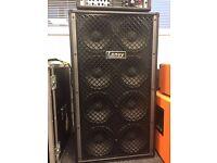 Laney Nexus Tube Bass Amp 400w and Laney 8x10 Cab