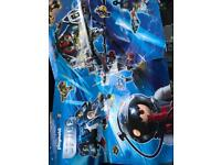 Playmobil Space Station and extras