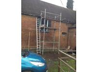 Large Scaffholding for sale £300