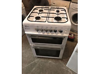 FLAVEL Milano ML6NDW-MK11 White Gas Cooker (Fully Working & 4 Month Warranty)