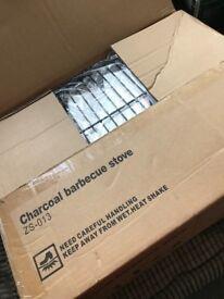 Portable Charcoal BBQ Stove