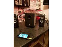 Base Speakers