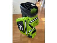 Ping Monsoon waterproof golf cart bag
