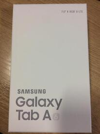 Samsung Tab A tablet